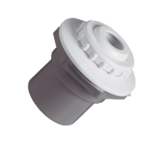 Aimflo Complete Glued 50mm White EQ