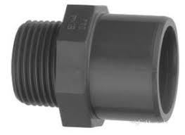Adaptor With Male Thread 50x63x2