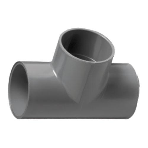 PVC T-Piece 50mm