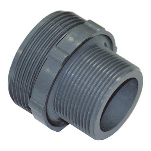 PVC Filter Tank Adaptor Through Tank