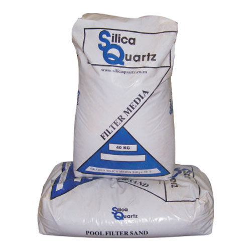 Silica Filter Sand 1.2-2.4mm