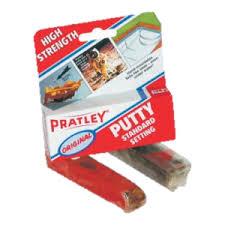 Pratley Putty 125g Carded Pratley